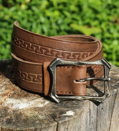 FERRUM, historical leather belt