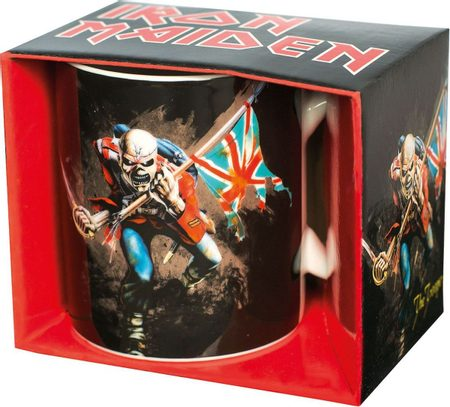 Iron Maiden Mug - The Trooper