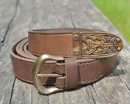 RAGNAR - leather belt