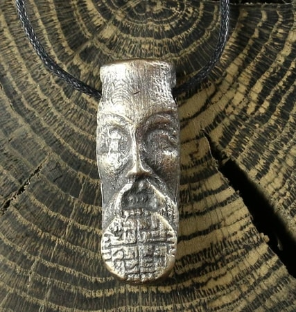 ROD – THE CREATOR, SLAVIC PENDANT, PEWTER