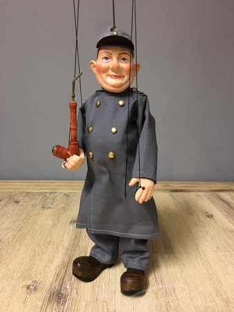 GOOD SOLDIER SVEJK, marionette