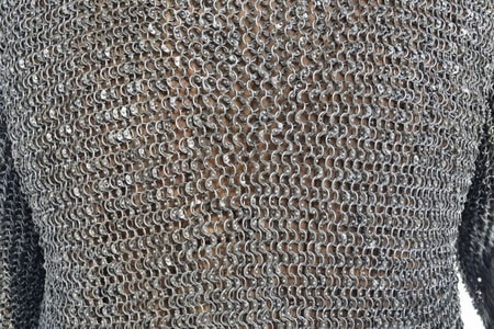 Chainmail Hauberk Shirts riveted wholesale