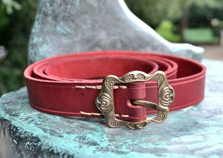 LEATHER HISTORICAL BELT