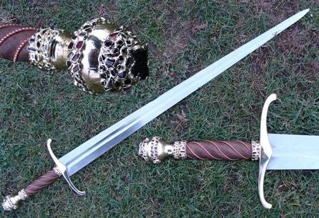 custom medieval weapons