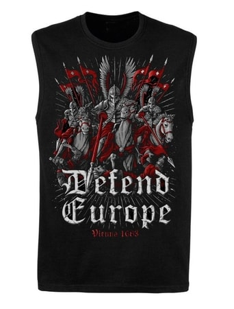 DEFEND EUROPE, Wien 1683, Tank Top