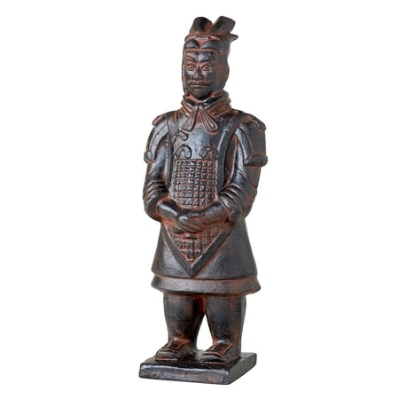 TERRACOTTA ARMY SOLDIER, figurine