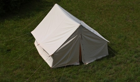 Roman Tent - cotton & Medieval Tents Gothic Tents Medieval Pavilions Historical Tents ...
