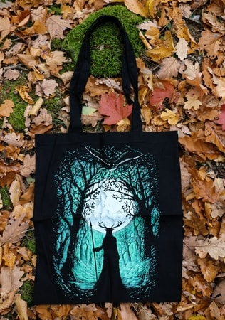 HERNE, CLOTH BAG