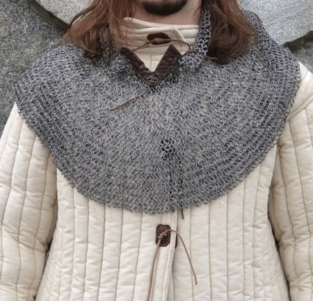 Riveted Chainmail Collar wholesale