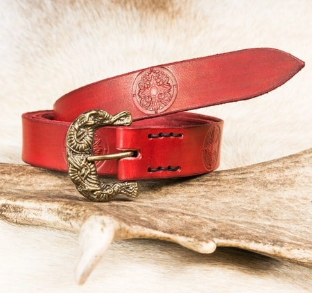 JÖSUR, Viking leather belt