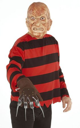 FREDDY KRUEGER - COSTUME RENTAL