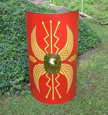 TRIDENT of Gladiator Retiarius, replica for theatre fight