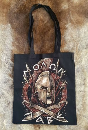 MOLON LABE, cloth bag