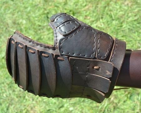 Sword Combat Gloves Left Hand Wulflund Com