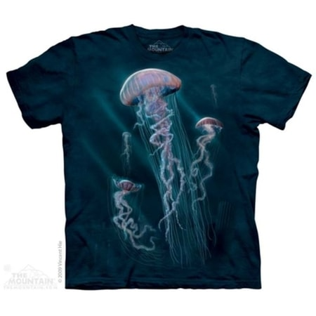 Jellyfish, The Mountain, t-shirt