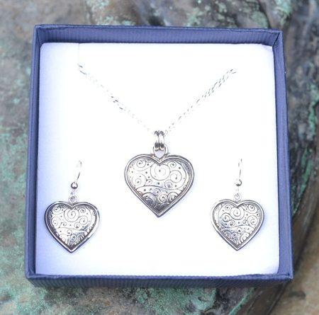 Celtic Hearts Wholesale