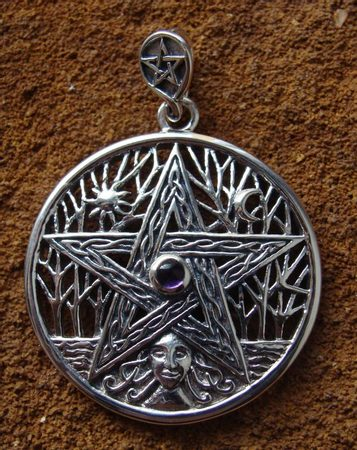 MAGICK of NATURE, pendant - DPT-120