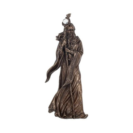 MERLIN FIGURINE RESIN 28CM