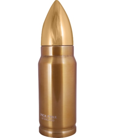 Stainless Steel Bullet Flask, 500 ml