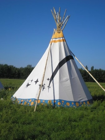 INDIAN TENT - tipi & INDIAN TENT - tipi - wulflund.com