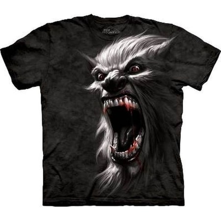 LYCAN, WEREWOLF, The Mountain, t-shirt