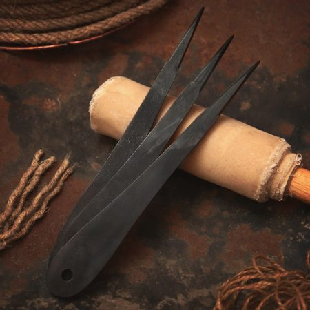 VENGEANCE THROWING KNIVES, SET OF 3