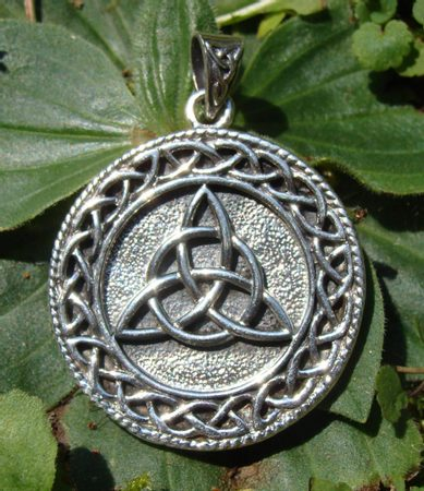 SECRET OF THE LIFE, silver talisman