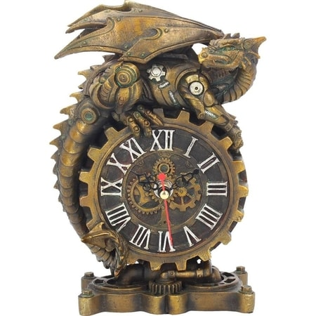 CLOCKWORK COMPANION, clock