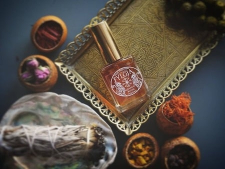 Fylgja, Norse Soul Collection, Natural Magic Oil