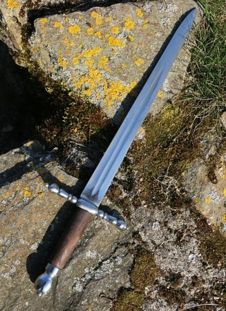 ROUL, medieval dagger
