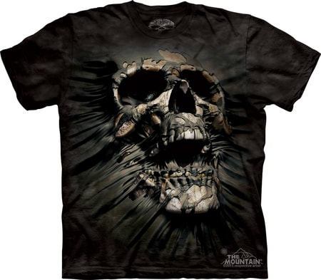 Breakthrough Skull, The Mountain, t-shirt