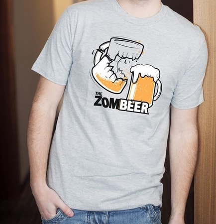 ZOMBEER T-SHIRT