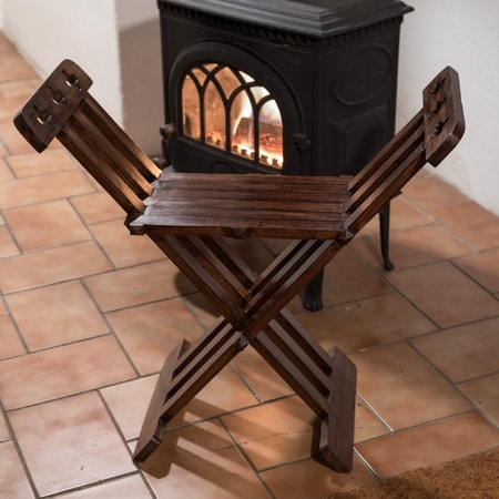 MEDIEVAL SEAT, chair
