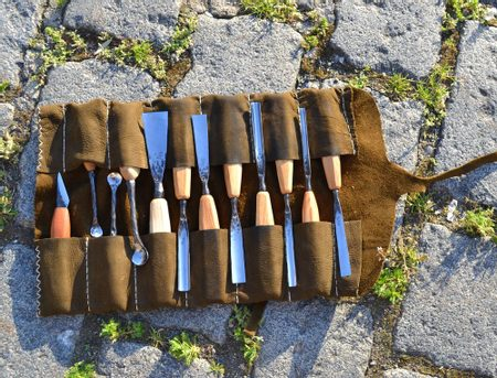HISTORICAL WOODCARVING TOOLS, FOR RENTAL