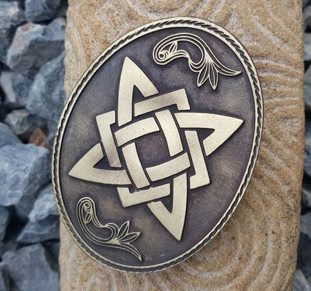 STAR OF SVAROG, belt buckle