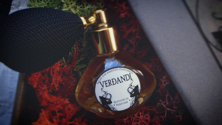 VERDANDI, NORSE WITCH NATURAL MAGIC ESSENCE