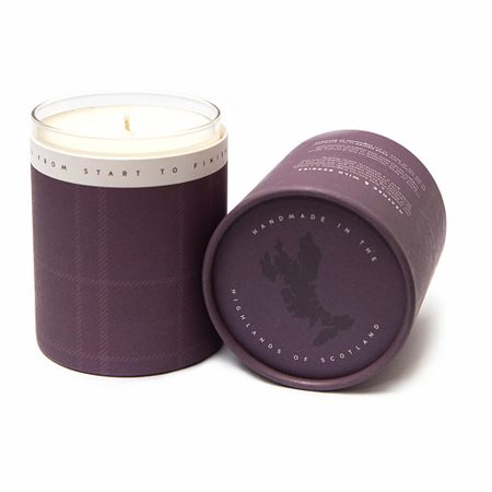 HEATHER AND WILD BERRIES SCOTTISH CANDLE 45 HOURS