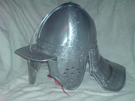 Child Light Pappenheim Helmet