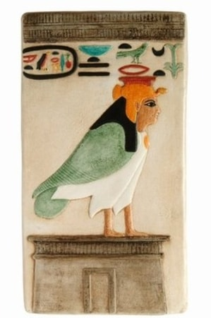 BA - EGYPT - GODDESS - EGYPTIAN - OLD EGYPT - ANCIENT