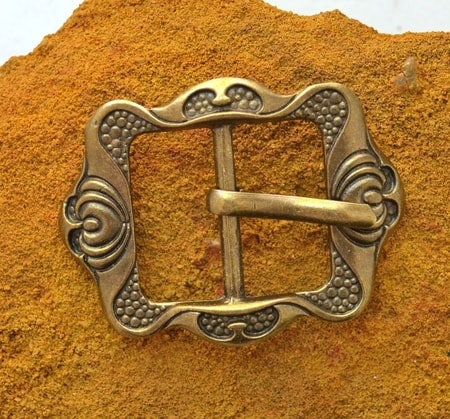 RENAISSANCE BUCKLE for belts and bags