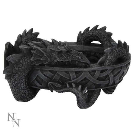Enriched Smoke, dragon ashtray or a bowl