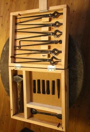 Blacksmith Starter Kit Blacksmithing Tools Wulflund Com