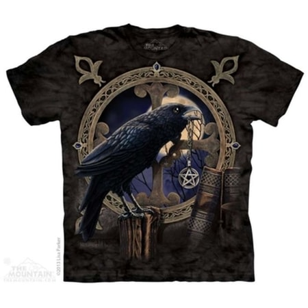 The Talisman - Raven T-Shirt The Mountain