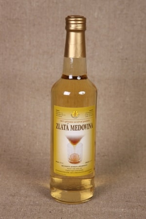 GOLDEN MEAD