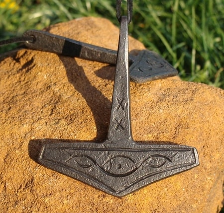 FORGED THOR HAMMER
