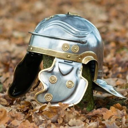 roman helmet imperial gallic h augsburg oberhausen wulflund com