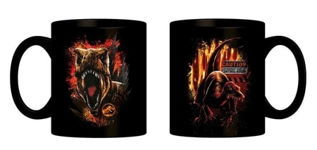 Jurassic World 2 Mug with T-Rex