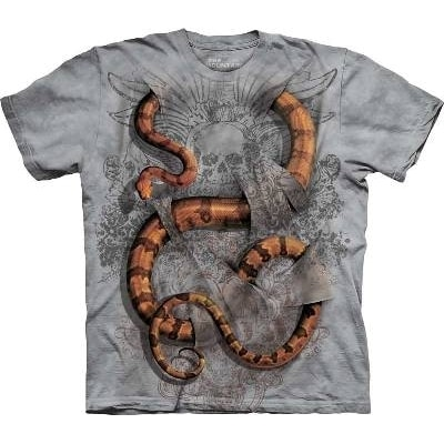 SNAKE, The Mountain, t-shirt