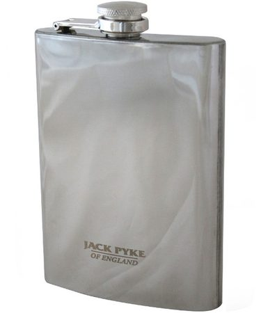 Hip Flask, stainless steel