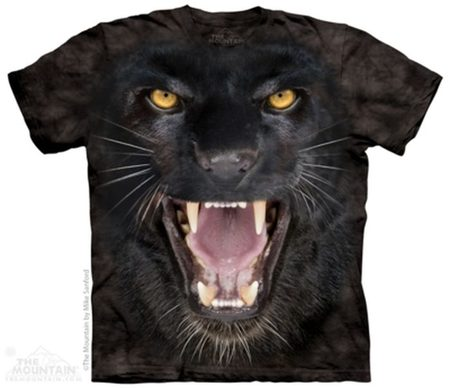 Aggressive Panther, T-Shirt The Mountain